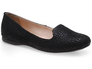 Sapato Feminino Bottero 202321 Preto - Tamanho Médio
