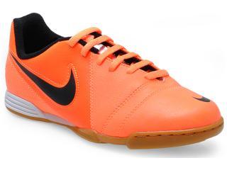 Tênis Masc Infantil Nike 525174-800 jr Ctr 360 Enganche Iii ic Laranja Neon - Tamanho Médio