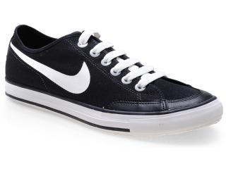 Tênis Masculino Nike 474141-010 go Low Canvas Preto/branco - Tamanho Médio