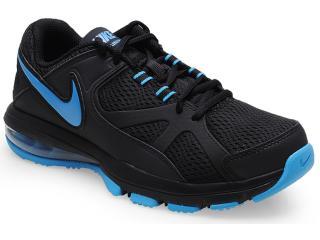 Tênis Masculino Nike 579940-014 Air Max Compete tr Preto/azul - Tamanho Médio