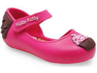 Sapatilha Feminina Grendene 21150 my Sweet Hello Kitty Pink - Tamanho Médio