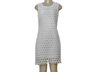 Vestido Feminino Alpelo 80402 Branco - Tamanho Médio