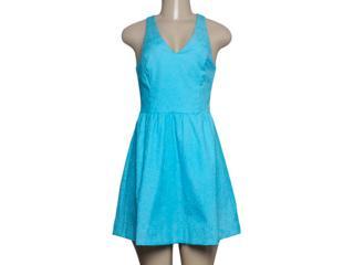 Vestido Feminino Cavalera Clothing 11.01.0944 Turquesa - Tamanho Médio