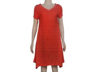 Vestido Feminino Cavalera Clothing 11.03.0963 Vermelho - Tamanho Médio