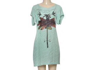 Vestido Feminino Cavalera Clothing 11.01.1112 Verde - Tamanho Médio