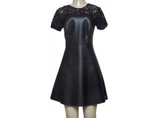 Vestido Feminino Cavalera Clothing 11.01.1186 Preto - Tamanho Médio