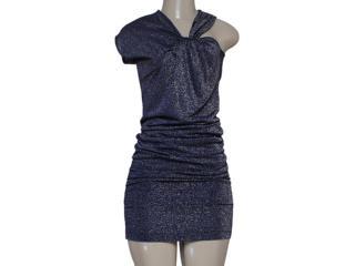 Vestido Feminino Coca-cola Clothing 443201206 Marinho - Tamanho Médio