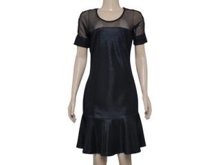 Vestido Feminino Coca-cola Clothing 443201569 Preto - Tamanho Médio