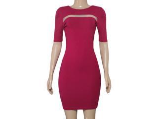 Vestido Feminino Coca-cola Clothing 443201658 Rosa - Tamanho Médio