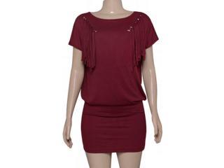 Vestido Feminino Coca-cola Clothing 443202083 Vermelho - Tamanho Médio