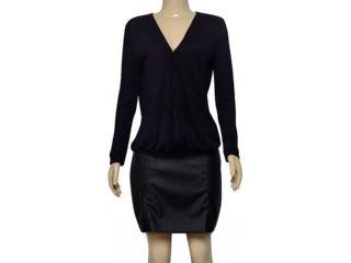 Vestido Feminino Coca-cola Clothing 443202366 Preto - Tamanho Médio