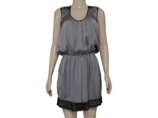 Vestido Feminino Colcci 440105133 Chumbo - Tamanho Médio