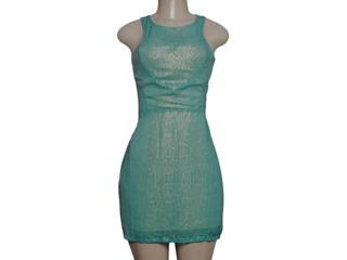 Vestido Feminino Dopping 018057507 Menta - Tamanho Médio