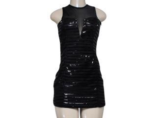 Vestido Feminino Dopping 018054557 Preto - Tamanho Médio