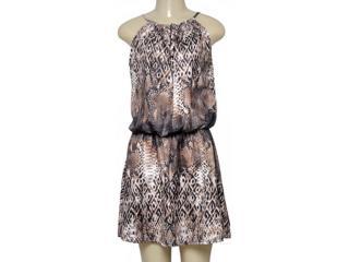 Vestido Feminino Dopping 018062519 Cobra - Tamanho Médio