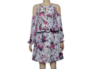 Vestido Feminino Dopping 018167009 Floral - Tamanho Médio
