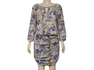 Vestido Feminino Index 13.02.000095 Acai - Tamanho Médio