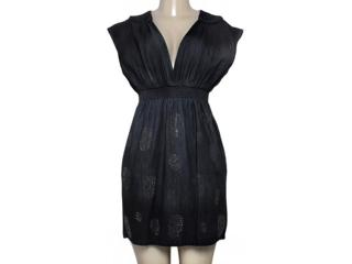 Vestido Feminino Index 13.01.000037 Jeans - Tamanho Médio