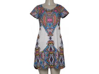 Vestido Feminino Intuição 152639 1896 Color - Tamanho Médio