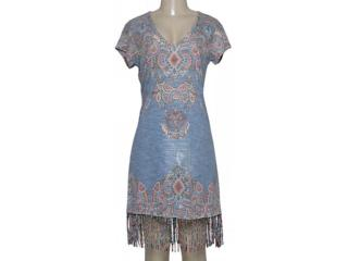 Vestido Feminino Intuição 152655 1910 Color - Tamanho Médio