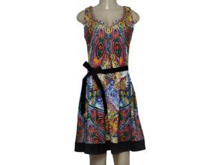 Vestido Feminino Intuição 152513 1917 Color - Tamanho Médio