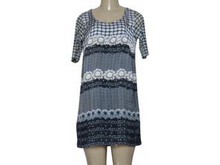 Vestido Feminino Intuição 152538 1914 Estampado - Tamanho Médio