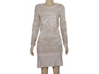 Vestido Feminino Katze 32402 Bege - Tamanho Médio