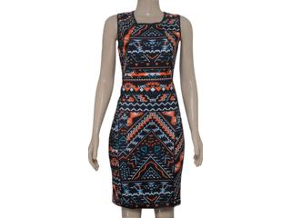 Vestido Feminino Margo 1.499 Tribal - Tamanho Médio