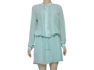 Vestido Feminino Moikana 10021 Verde - Tamanho Médio