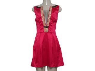 Vestido Feminino Moikana 16027 Pink - Tamanho Médio