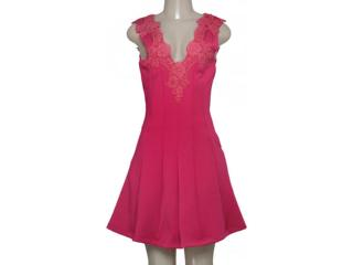 Vestido Feminino Moikana 16052 Pink - Tamanho Médio