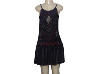 Vestido Feminino Moikana 210113 Preto - Tamanho Médio