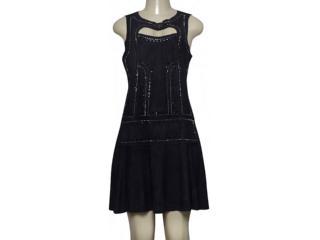 Vestido Feminino Moikana 210087 Preto - Tamanho Médio