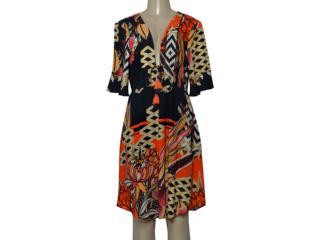 Vestido Feminino Morena Rosa 106129 Preto Color - Tamanho Médio