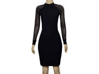 Vestido Feminino Mormaii Clothing 445900121 Preto - Tamanho Médio