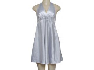 Vestido Feminino Tan Tan 3.15952 Prata - Tamanho Médio