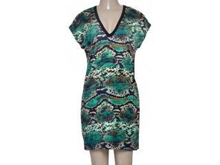 Vestido Feminino Triton 441403501 Verde Escuro - Tamanho Médio