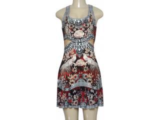 Vestido Feminino Triton 441403161 Estampado - Tamanho Médio