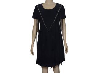 Vestido Feminino Triton 441402614 Preto - Tamanho Médio