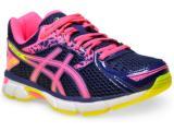 Tênis Feminino Asics T062a.5034 Gel Excite 3 Marinho/pink