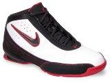 Tênis Masculino Nike 324798-101 Branco/pt/vermelho