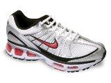 Tênis Masculino Nike Air Max Tailwind 344758-161 Prata/verm