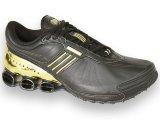 Tênis Masculino Adidas Hiperbounce G04853 Preto/dourado