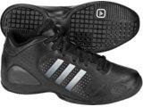Tênis Masculino Adidas Series G08230 Preto/prata