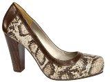 Sapato Feminino Tanara 9581 Cobra
