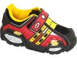 Tênis Masc Infantil Bibi 569003 Pto/verm/amarelo