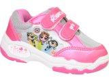 Tênis Fem Infantil Gvd Pp62718 Pink/prata