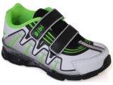 Tênis Masc Infantil Bibi 577015 Bco/prt/verde