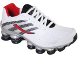 Tênis Masc Infantil Bibi 623006 Branco/pt/vermelho