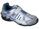 Tênis Masc Infantil Kidy 13110140425 Prata/azul